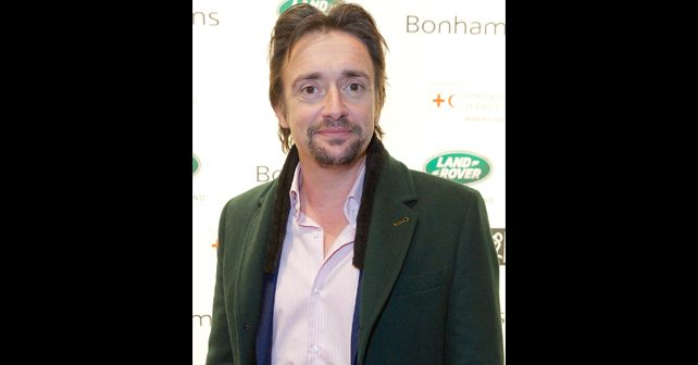 Na fotografiji je prikazan voditelj, novinar, pisac: Ričard Hamond (Richard Hammond)