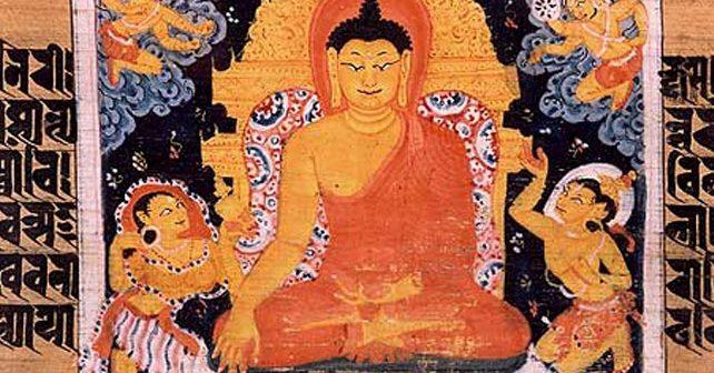 Na fotografiji je prikazan : Buda (Sidarta Gautama)
