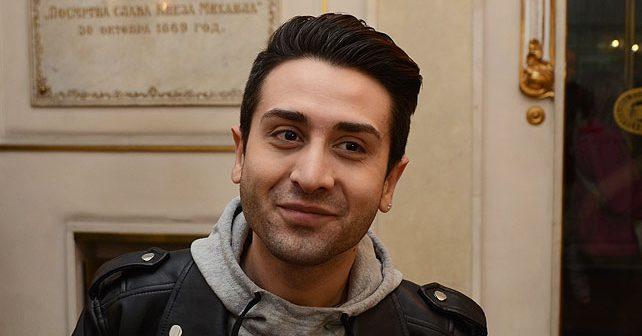 Na fotografiji je prikazan muzičar, pevač: Danijel Pavlović