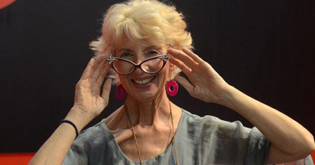 Na fotografiji je prikazan scenarista, dramaturg, pisac: Maja Volk