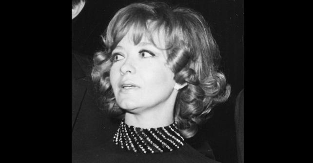 Na fotografiji je prikazan glumica: Milena Dravić
