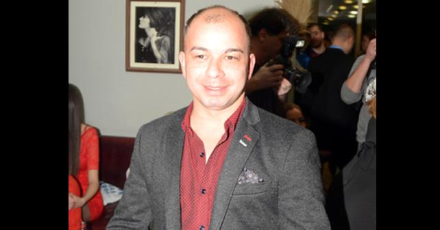Na fotografiji je prikazan trgovac: Milutin Radosavljević Mili