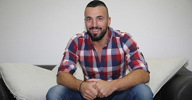 Na fotografiji je prikazan sportist, ragbist: Vladimir Tomović