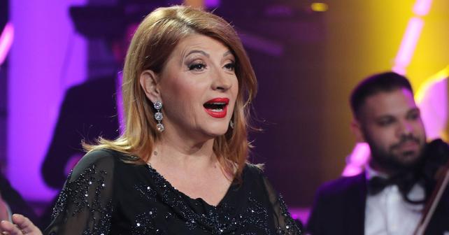 Na fotografiji je prikazan pevačica: Biljana Jevtić
