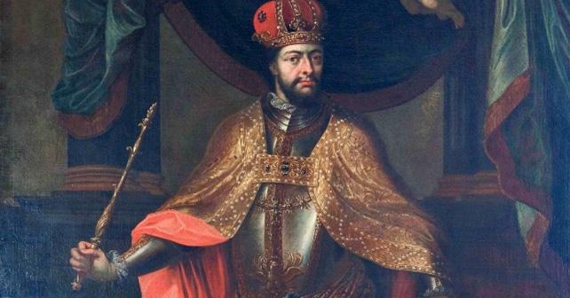 Na fotografiji je prikazan vladar: Karlo Veliki