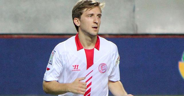 Na fotografiji je prikazan fudbaler: Marko Marin