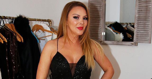 Na fotografiji je prikazan pevačica: Biljana Sečivanović