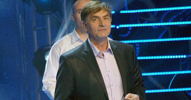 Na fotografiji je prikazan pevač: Ljuba Lukić