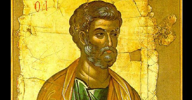 Na fotografiji je prikazan ribar, propovednik: Sveti apostol Petar