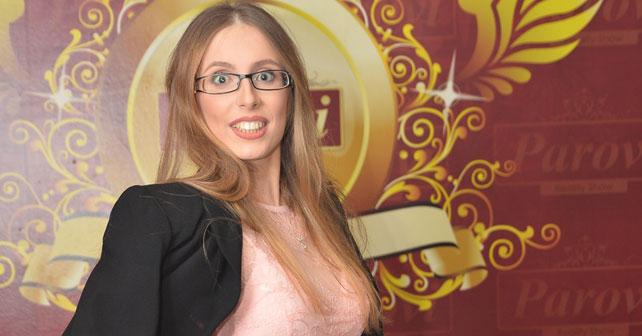 Na fotografiji je prikazan student: Ivana Mitrović