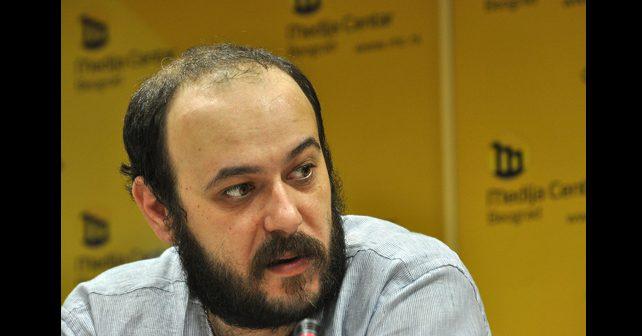 Na fotografiji je prikazan glumac: Ljubomir Bandović
