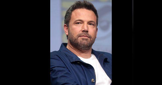 Na fotografiji je prikazan glumac, reditelj, producent: Ben Aflek