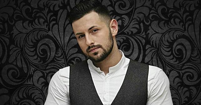 Na fotografiji je prikazan pevač: Haris Šabanović