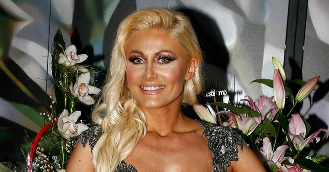 Na fotografiji je prikazan pevačica: Slađana Mandić