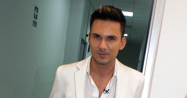 Na fotografiji je prikazan pevač: Nikola Bokun