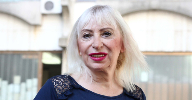 Na fotografiji je prikazan penzionisana sutkinja, učesnica rijalitija: Snežana Ilić