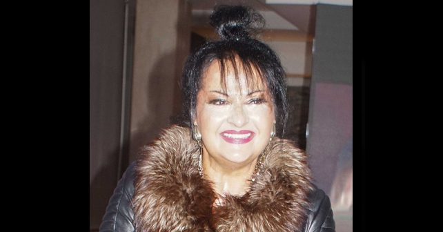 Na fotografiji je prikazan umetnica, pevačica: Izvorinka Milošević