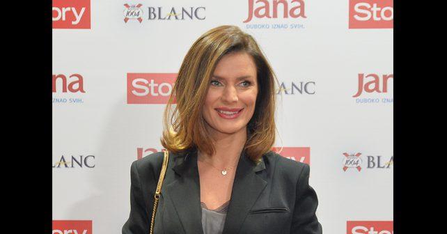 Na fotografiji je prikazan voditeljka: Maja Manojlović