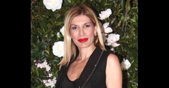 Na fotografiji je prikazan novinarka, televizijski voditelj i doktor medicine: Minja Miletić