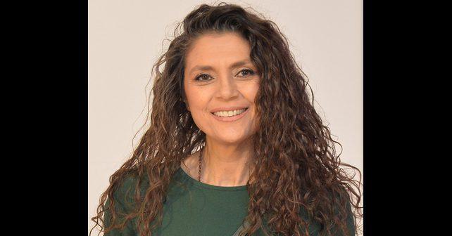 Na fotografiji je prikazan pevačica: Snežana Berić