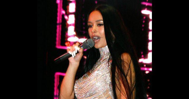 Na fotografiji je prikazan pevačica: Elena Kitić