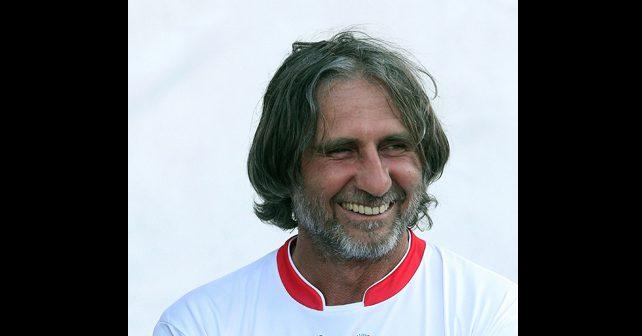 Na fotografiji je prikazan trener, fudbaler: Milko Đurovski