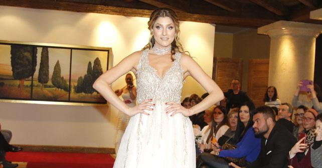 Na fotografiji je prikazan glumica: Anđela Jovanović