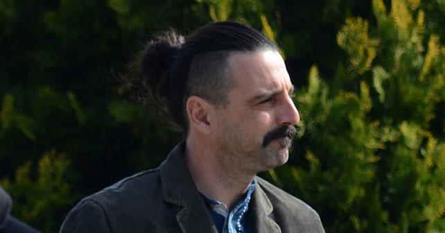 Na fotografiji je prikazan glumac, muzičar: Bojan Ivković