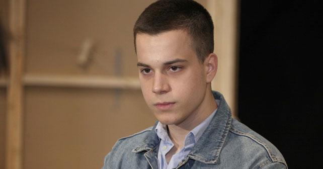 Na fotografiji je prikazan glumac: Pavle Mensur