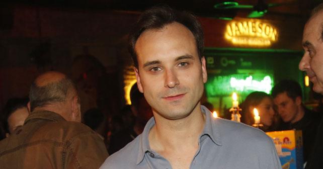 Na fotografiji je prikazan glumac: Radovan Vujović