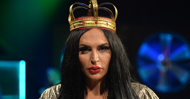 Na fotografiji je prikazan pevačica: Electra Elite